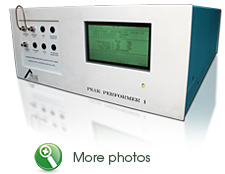 Reducing Compound Photometer Peak Labs